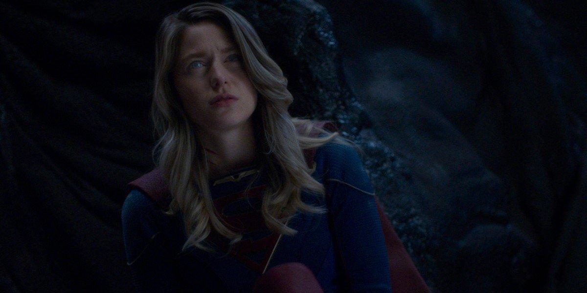 Kara weakened in The Phantom Zone Supergirl The CW