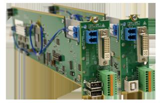 Opticomm-EMCORE 4K UHD KVM Extenders