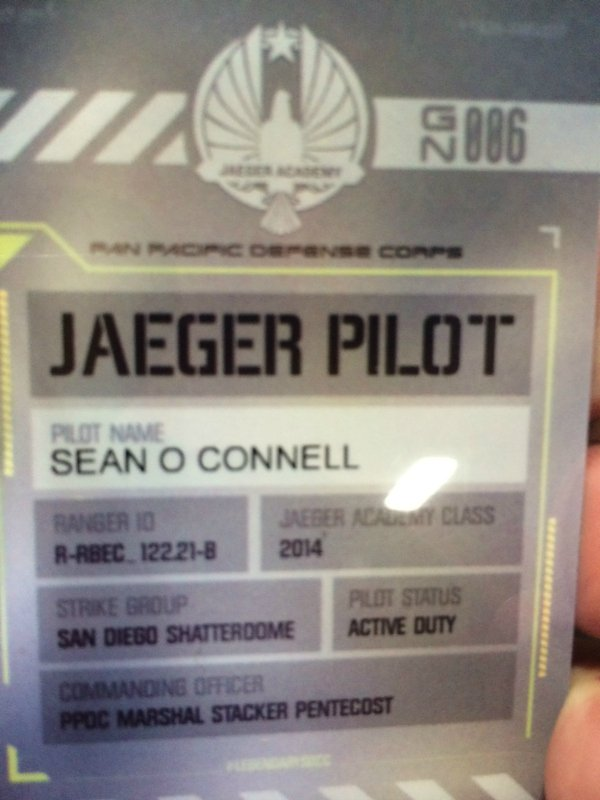 Jaeger Pilot