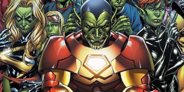 Skrull Marvel Comics