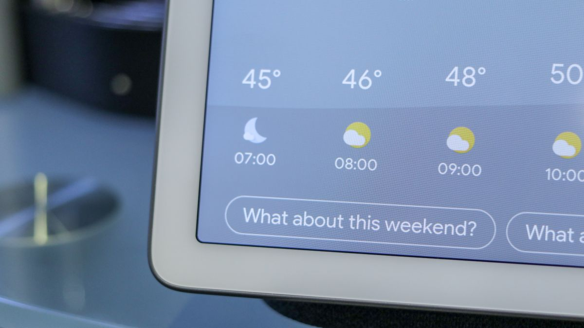 Google denies claims of Home Hub security issues