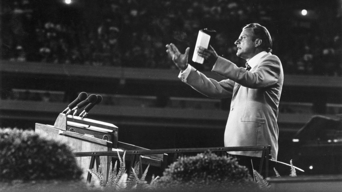 How to watch 'Billy Graham' on American Experience and PBS Documentaries