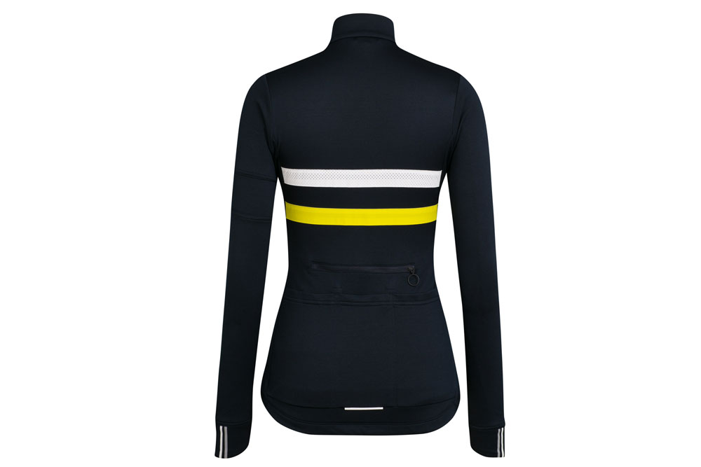 9c8275437 Rapha Brevet women s long sleeve cycling jersey review - Cycling Weekly