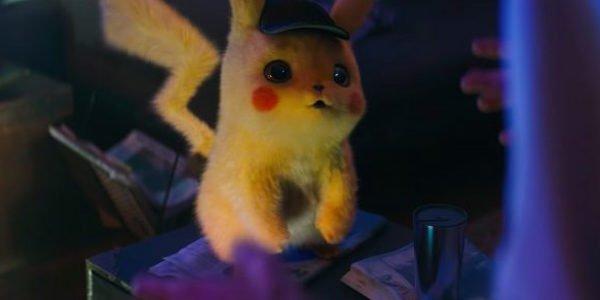 Detective Pikachu movie pikachu