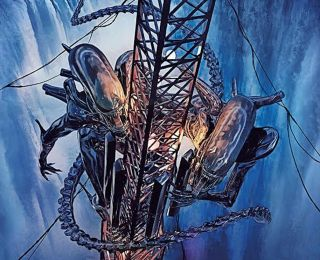 """""""Alien: Into Charybdis"""" by Alex White launches us back into the xenomorph universe."""