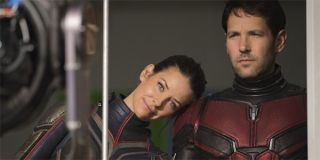 Ant-Man & The Wasp Evangeline Lilly Paul Rudd
