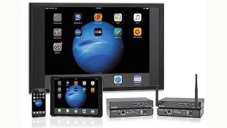 Extron ShareLink Wireless Collaboration Gateway Now Supports Mirroring for iOS Devices