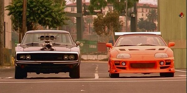 cars ready to race fast and furious