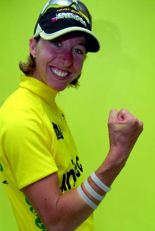 Nicole Cooke wristbands