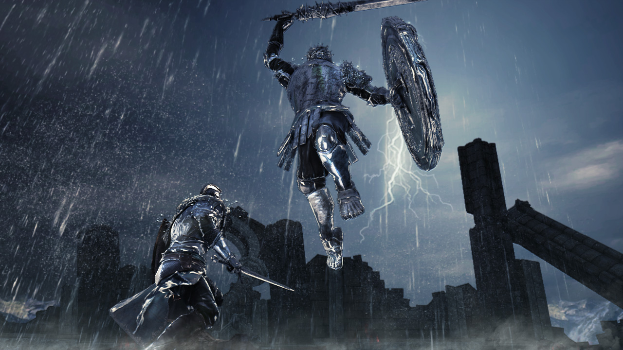 Dark Souls 2 Review Says It's The Hardest Action RPG In The World #30631