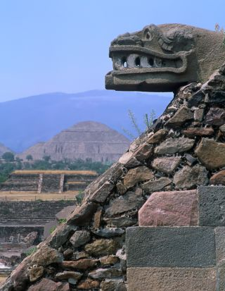 teotihuacan - temple