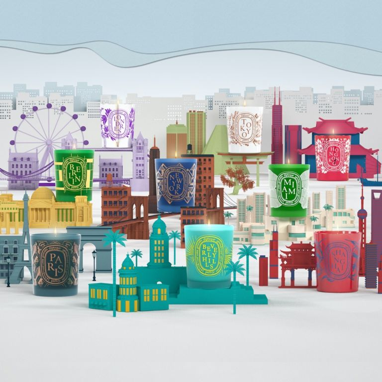 diptyque city collection