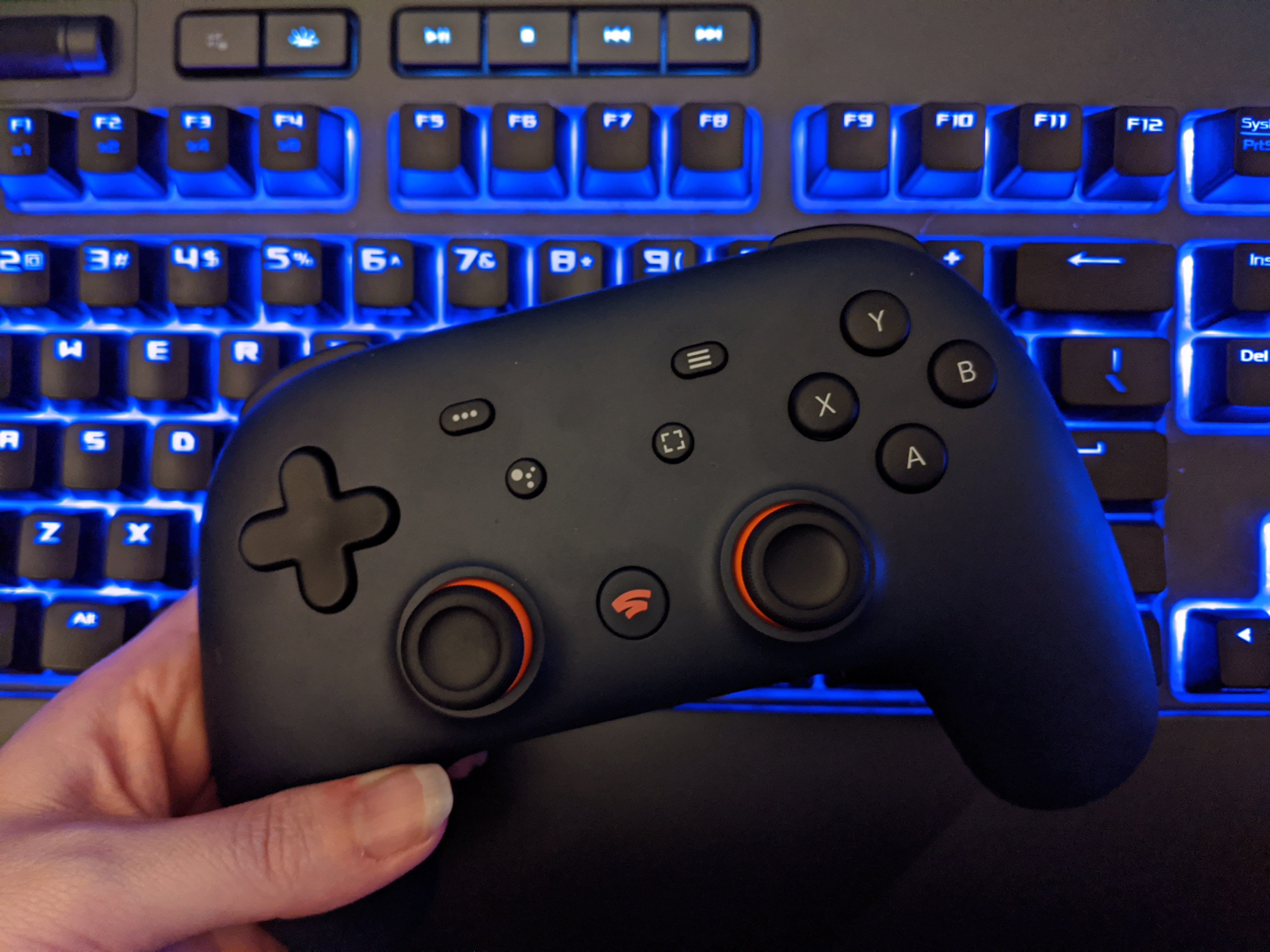 Here S How Stadia S Input Lag Compares To Native Pc Gaming Pc Gamer