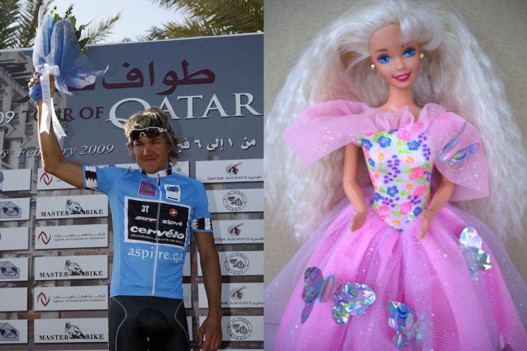 Heinrich Haussler (Sunada) and Barbie (Freddycat/CC)