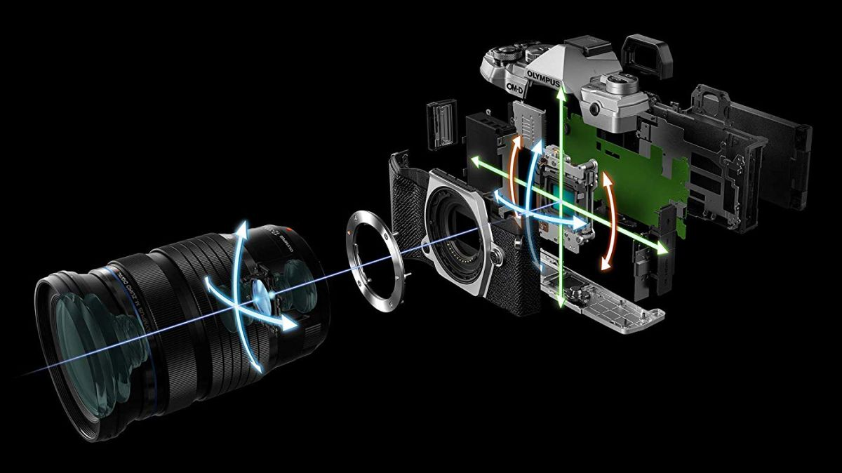 What is image stabilization, and how does it work?