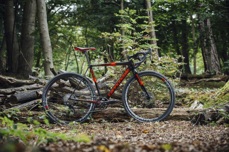 Cannondale SuperX cyclocross bike