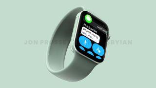 Renders of the Apple Watch Series 7