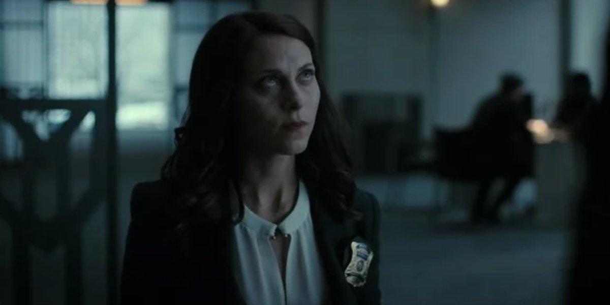 Savannah Welch as Barbara Gordon on Titans