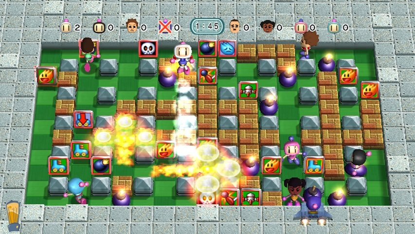 bomberman blast wii download