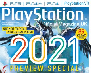 Over 80 new PS5, PS4, and PSVR games previewed in Official PlayStation Magazine issue 184, including Horizon Forbidden West