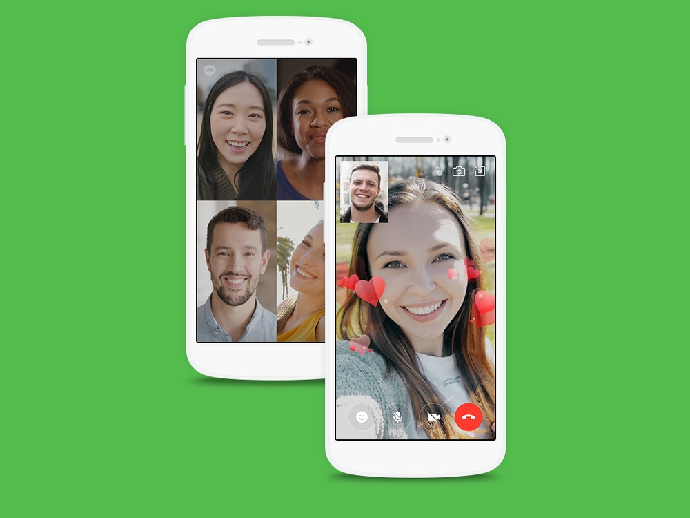 best chat apps: Line