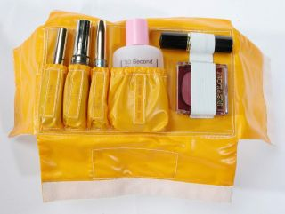 NASA engineers designed this makeup kit in 1978 for women astronauts. The kit was never flown.
