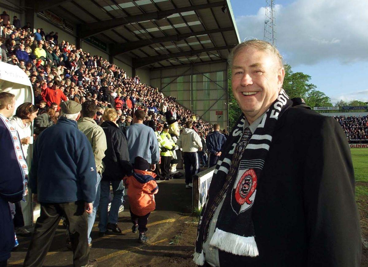 Former Darlington owner George Reynolds dies