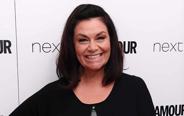 Dawn French Weight Loss Dawn French returns to...