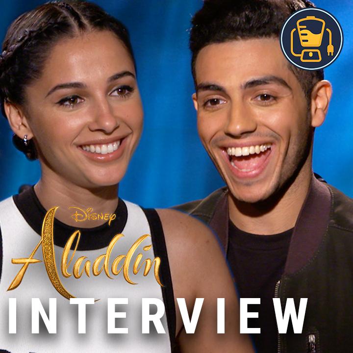Aladdin Exclusive Interviews