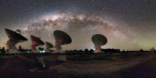 CSIRO and the Milky Way