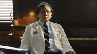 Masi Oka as Dr. Max Bergman in Hawaii 5-0