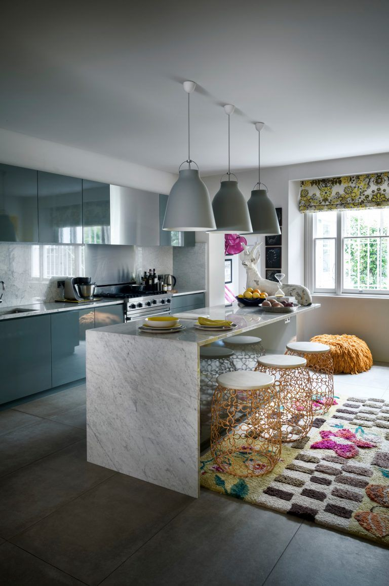 20 Seriously Striking Chic And Contemporary Grey Kitchen Ideas Livingetc Livingetcdocument Documenttype