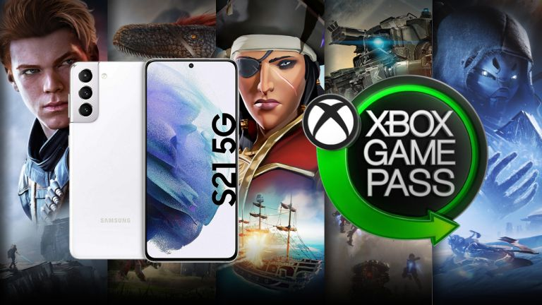 Samsung Galaxy Xbox Game Pass Ultimate EE