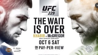 Khabib vs McGregor live stream ufc 229