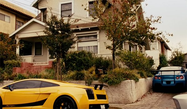 Dominic Toretto's house