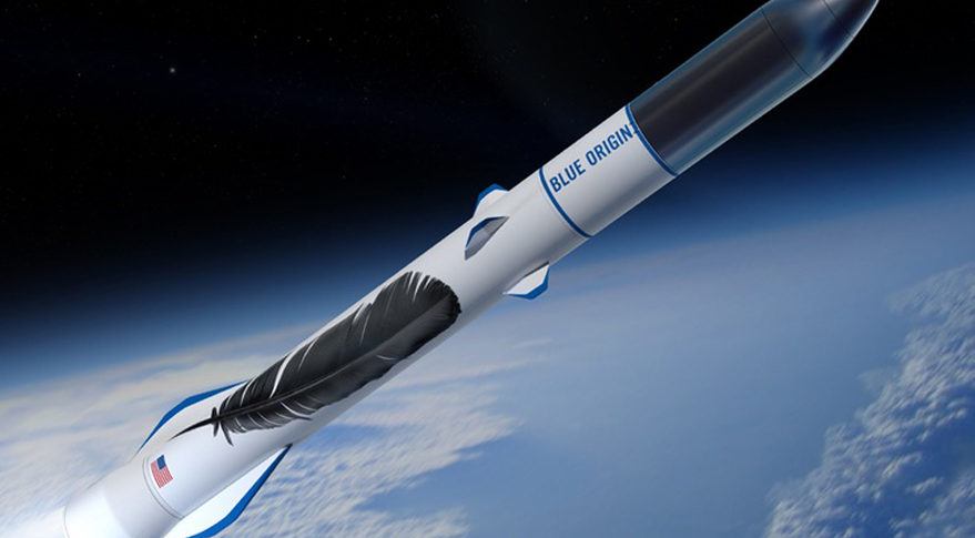 New Glenn: Blue Origin's Reusable Rocket | Space