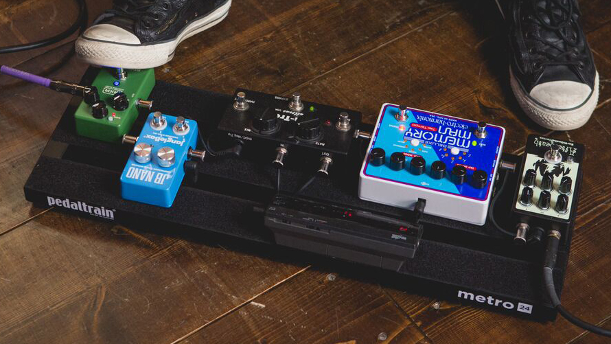 The 10 best pedalboards: our pick of the best pedalboards for guitarists