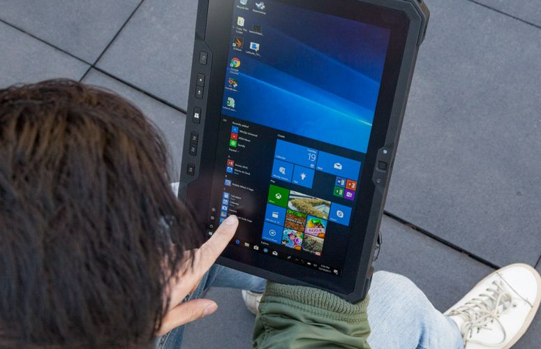 Dell Laude 7212 Rugged Extreme Tablet Full Review And