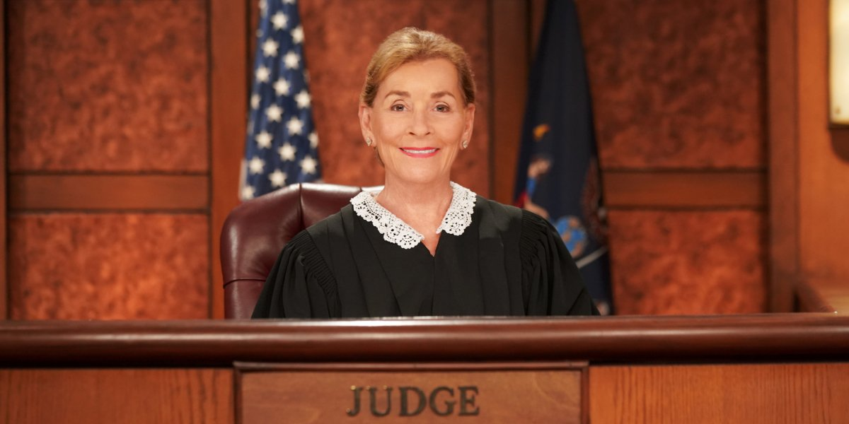 Judge Judy Talks Doing Her Own Cleaning And Why She's Ending Her Show After 25 Years
