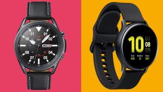 Samsung Galaxy Watch 3 vs Samsung Galaxy Watch Active 2