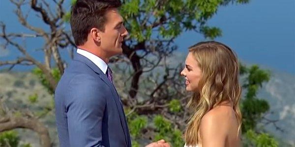 Bachelorette 2019 finale Tyler and Hannah ABC