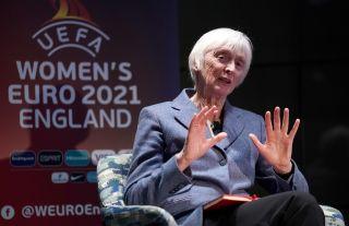 UEFA Women's Euro 2021 500 Days To Go – Wembley Stadium