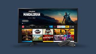 TV with Amazon stick