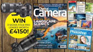 Get 12 free gifts including 9 all-new photo tips cards with the May 2019 issue of Digital Camera