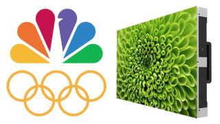 NBC Olympics Uses Leyard Video Walls for 2018 Winter Games Coverage