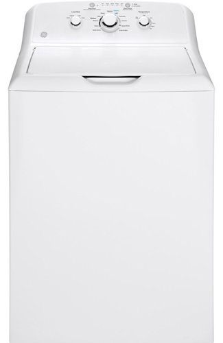 GE GTW330ASKWW top-load washer review