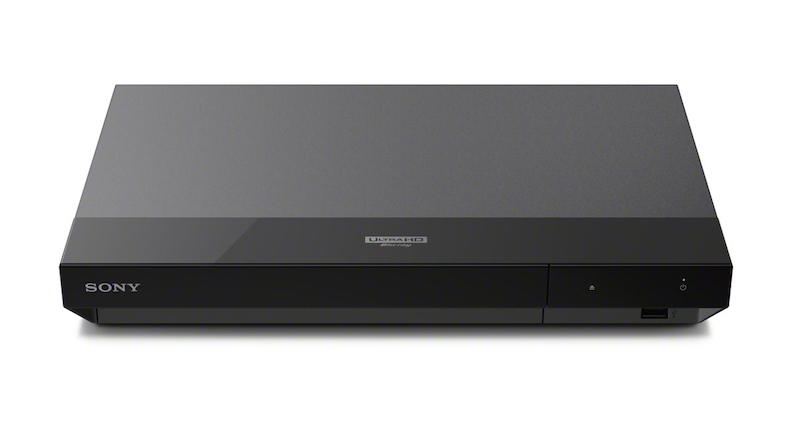 Sony launches UBP-X500 budget 4K HDR Blu-ray player | What
