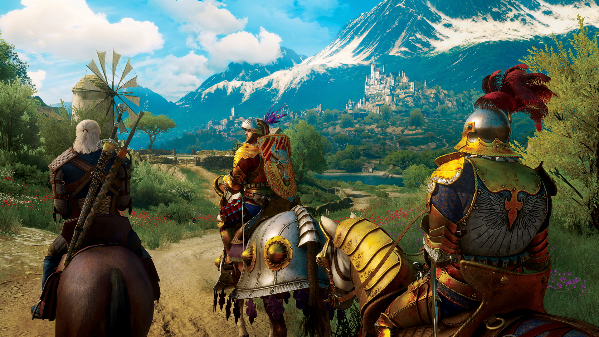 Blood Wine And Wanderlust How The Witcher 3 S Dlc Motivated Me