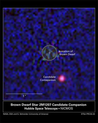 Astronomers Confident: Planet Beyond Solar System Has Been Photographed