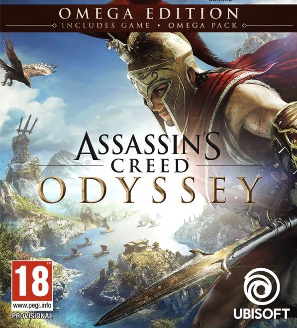 Assassin's Creed Odyssey pre-order bonus and collector's